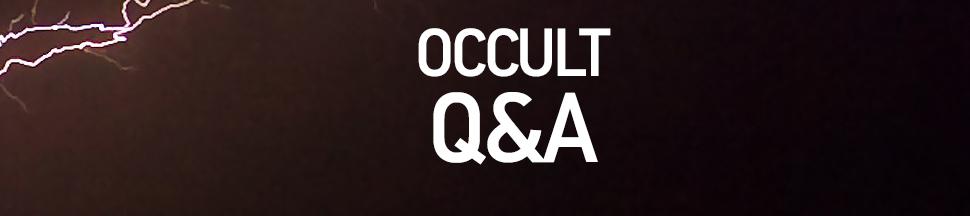 OccultQ&A