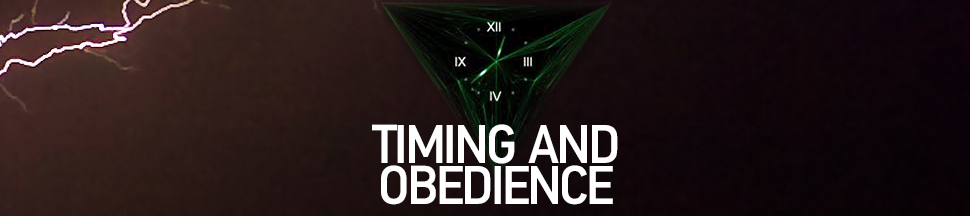 Timing&Obedience